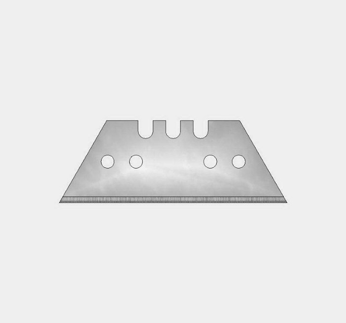 Trapezoid blade 50mm