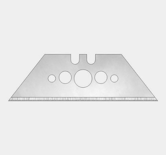 Trapezoid blade 60mm