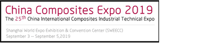 China Composites Expo 2019 - 3-5 september 2019